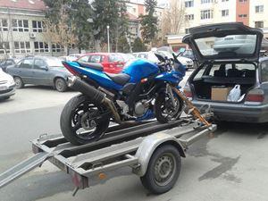 Picture of Transport moto in tara
